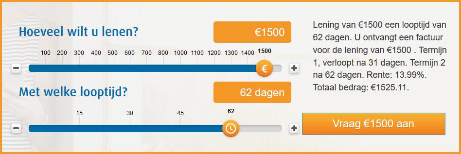 Ferratum minilening 1500,- euro http://voorschotje-lenen.nl